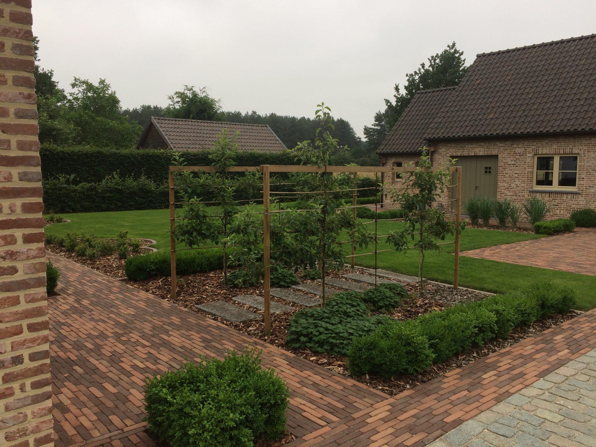project 11 een landelijke tuin om van te snoepen 1