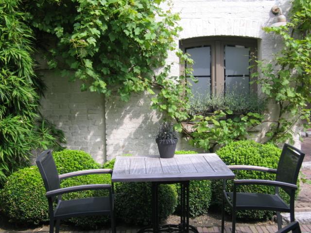 project 14 gezellig tafelen in Hoogstraten 1