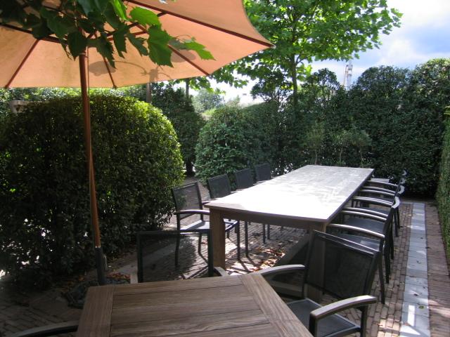 project 14 gezellig tafelen in Hoogstraten 5